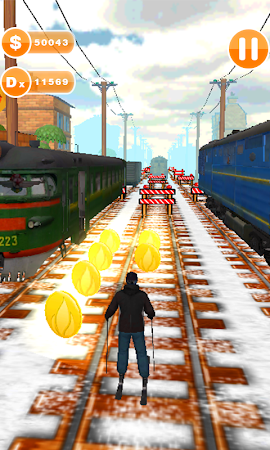 Skating Subway Surfers 1.0.1.5 screenshot 485237