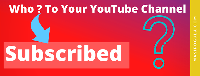 How To See Who Subscribed On Your YouTube Channel