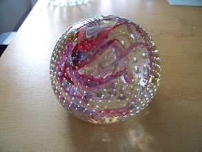 Photo: SOLD STREAKY BUBBLED was designed by  Ray Anneberg, number 9851