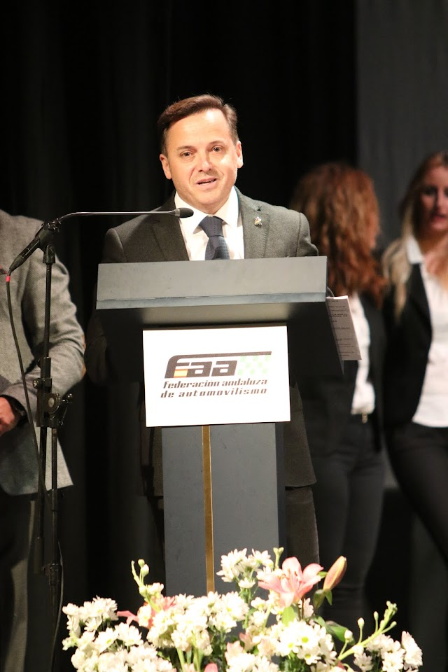 Manuel Aviño, presidente de la Real federación Española de Automovilismo