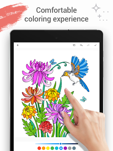 Coloring Fun 2019: Free Coloring Pages & Art games android2mod screenshots 9