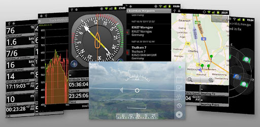 The Swiss army knife of GPS navigation!