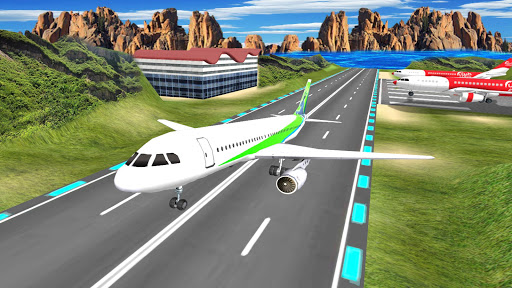 Airplane Flight Adventure: Games for Landing 1.0 screenshots 2