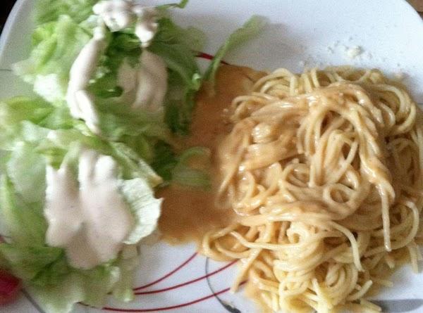 Beer Cheese Spaghetti Sauce Recipe