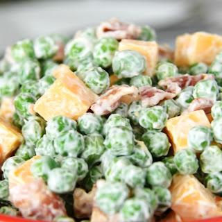Green Pea Salad.