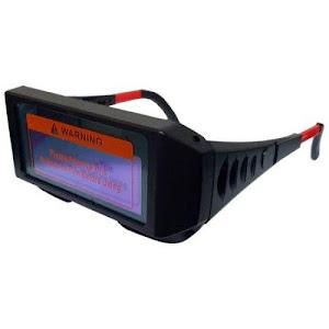 Ochelari protectie sudura cu display LCD cristale lichide auto-intunecare