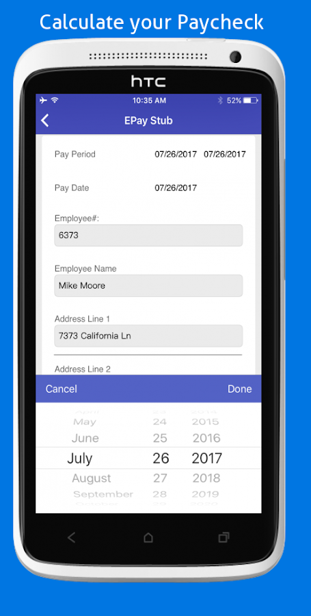 paycheck calculator 2017