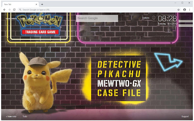 Pokemon Detective Pikachu Wallpapers New Tab Hd Wallpapers