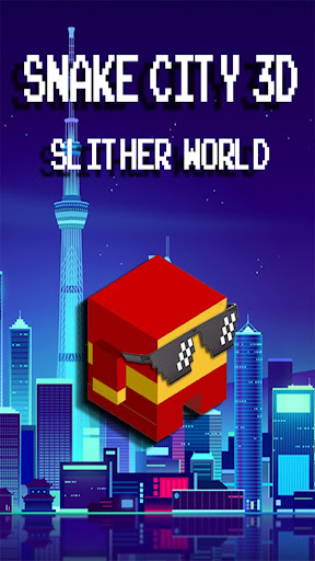 Slither Snake City 3D - Slither World 1.0 screenshots 1