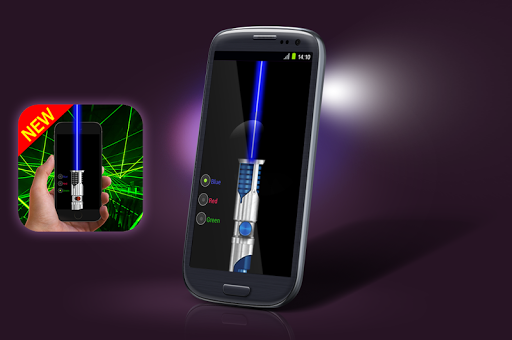 Free Laser Pointer Simulator