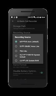 Amharic Call Recorder - náhled