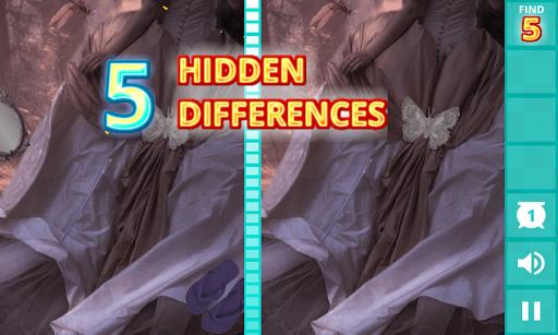 Hidden Difference Fantasy Land