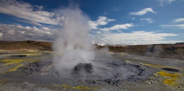 gunnuhver-Reykjanes