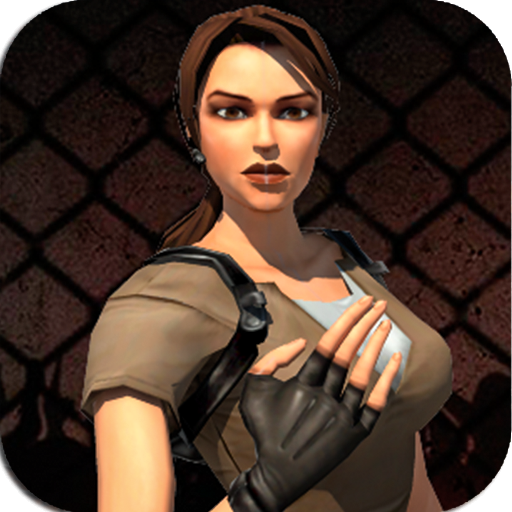 Secret Agent Lara Croft: Death Match