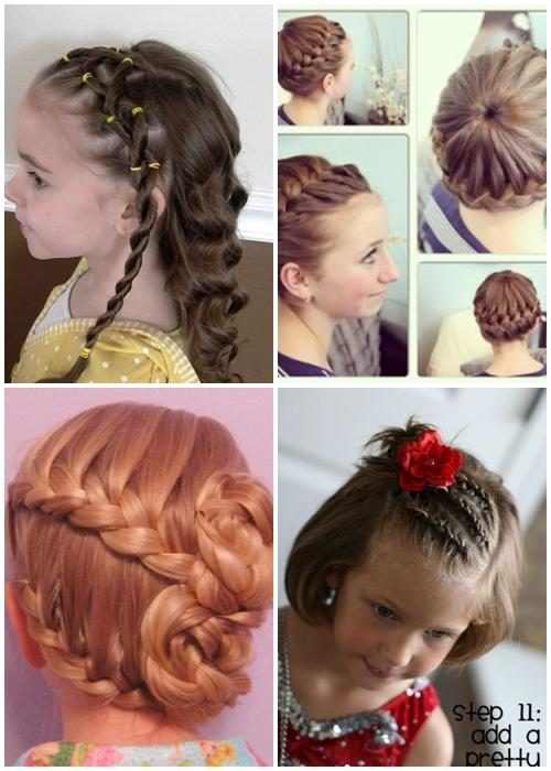 Easy Little Girl Hairstyles- screenshot