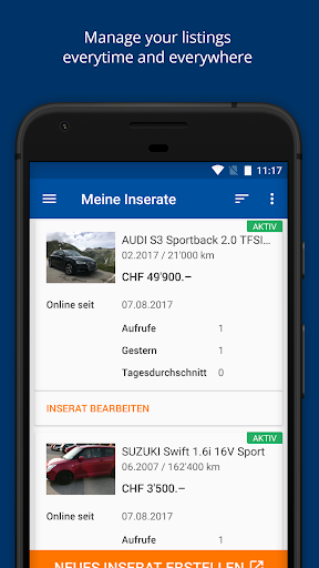 AutoScout24 Switzerland u2013 Find your new car  screenshots 5