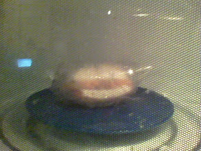 Photo: Cooking is a snap because you just put the package straight in the microwave! Easy!