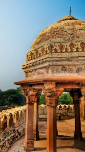 Nové Dillí Živé Tapety - náhled