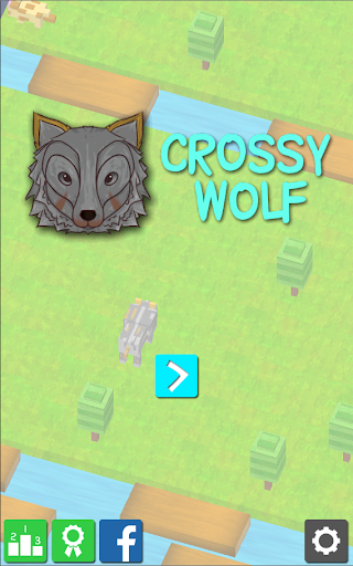 「おおかみクロス」 CROSSY WOLF