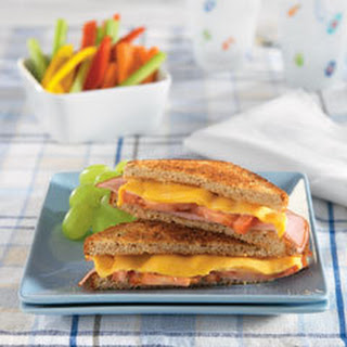 Grilled Ham 'N Cheese Recipe