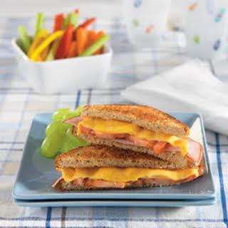 Grilled Ham 'n Cheese.