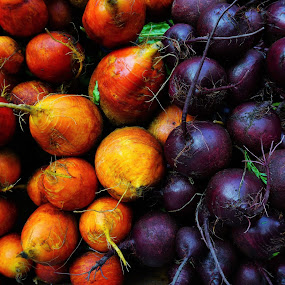 Beets by VAM Photography - Food & Drink Fruits & Vegetables ( beets, nature, color, vegetables,  )