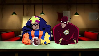 Justice League Unlimited: Season 2 Episode 5 Flash and Substance