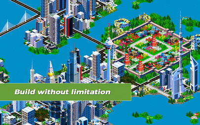 Designer City: building game APK screenshot thumbnail 9