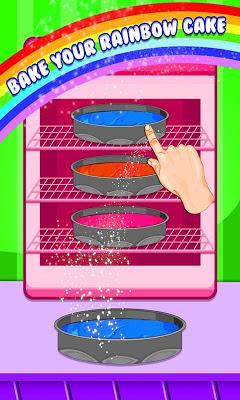 Rainbow Cake Maker 2 - screenshot