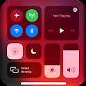 Control Center IOS 15 - Screen Recorder icon