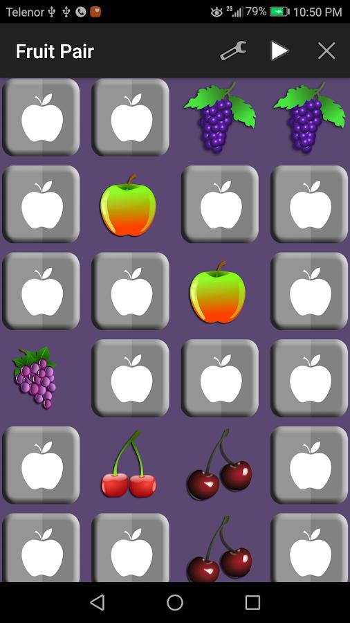 Fruit Pair- screenshot