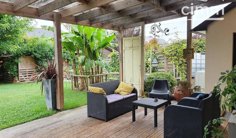 Maison avec jardin Noyal-Châtillon-sur-Seiche
