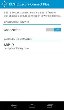 BlackBerry Secure Connect Plus 1.3.5.37 screenshot 29791