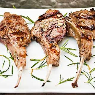 Lamb Chops Scottadito.