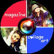 Magazine Collage Photo Maker APK