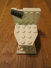 Photo: A toilet.  No medium should be taken too seriously, especially toys :)