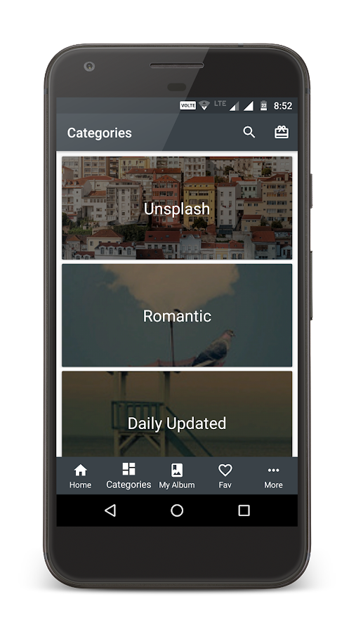 Everyday Wallpaper Changer (Automatic) - Android Apps on ...