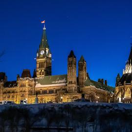 Ottawa by Darren Sutherland - Buildings & Architecture Public & Historical ( trip, toronto, ottawa )