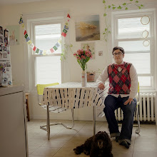 Photo: title:Gretchen Arnold, Rochester, New York. date: 2013 relationship: friends, art, met through Bakery Photo Collective years known: 5-10