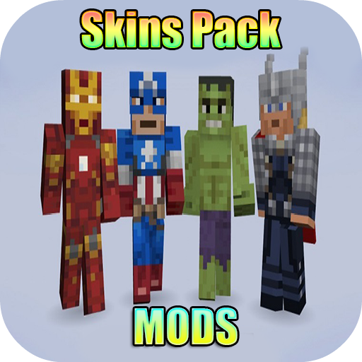 Skins Pack MODS