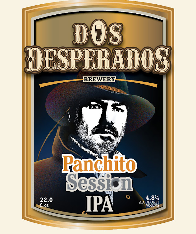 Logo of Dos Desperados Panchito Session IPA