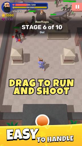 Diableros: Zombie RPG Shooter  captures d'écran 1
