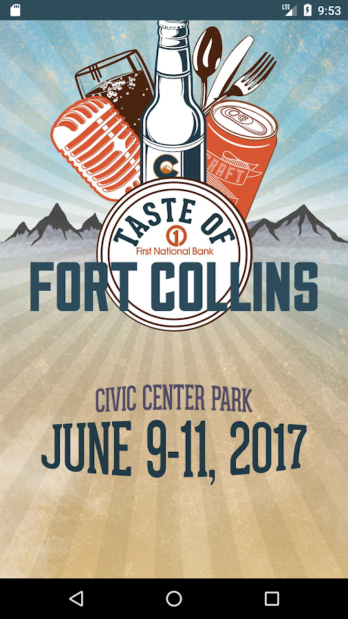Taste of Fort Collins- screenshot