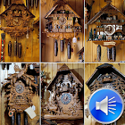 Cuckoo Clock Sounds Ringtones icon