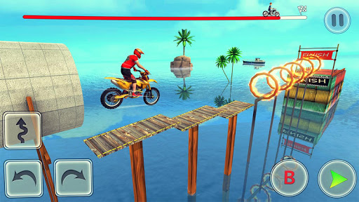 Bike Stunt Race Master 3d Racing - Free Games 2020 screenshots 12
