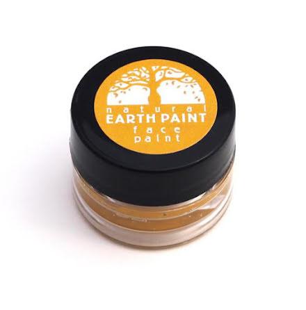 Natural Earth Paint, ekologisk ansiktsfärg gul