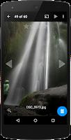 Screenshot of dFolio - Dropbox Photos