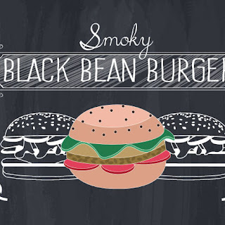Smoky Black Bean Burger