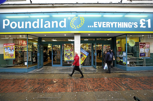 Poundland owner said to draw buyout firms Advent, Partners Group