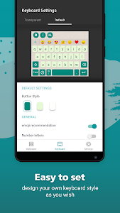 Download Rockey Keyboard -Transparent keyboard for WhatsApp